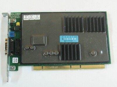 Computers/tablets & Networking Com A-014201 01-t10700-e N-014200-l Pci Card Ture 100% Guarantee