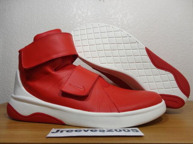 Nike Marxman UNIVERSITY RED Sz MAG 10 100% Authentic Retro MAG Sz Yeezy 832764 600 fd4fa5