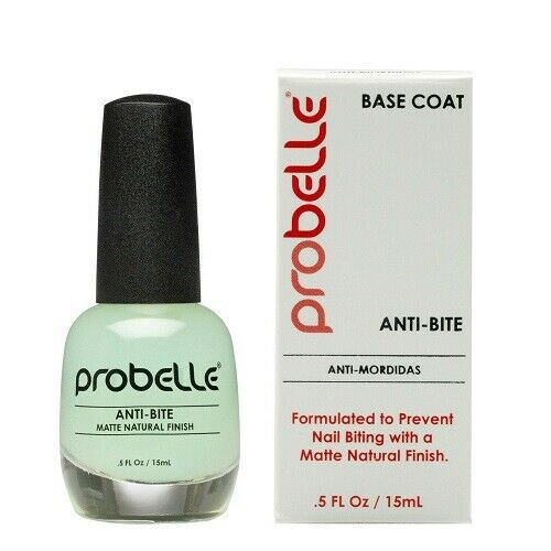 Probelle Anti-Bite Base Coat To Stop Nail Biting And -9971
