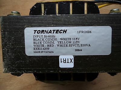 Torna Tech EXS114359 Battery Charger Transformer  1FRO036