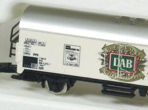 Z-Kuehlwagen-DAB-Pilsener-DB-Maerklin-98008-NEU-OVP