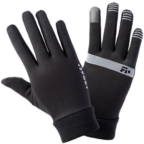 Winter Women Men Touch Screen Windproof Waterproof Outdoor Driving Gloves US G0