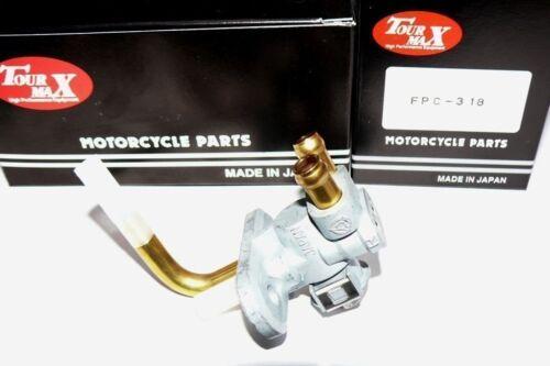 TMP Robinet de carburant TourMax SUZUKI VS 1400 GLF GLP Intruder 87-03 Nuevo