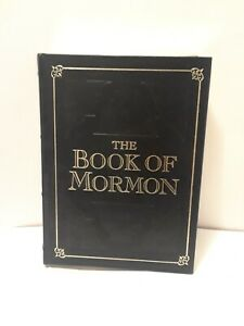 The-Book-of-Mormon-Heirloom-w-Paintings-by-Minerva-Teichert-Black-Cover-2001