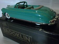 1952 HUDSON HORNET CONVERTIBLE BROOKLIN MODELS  BRK 36 1/43 SCALE