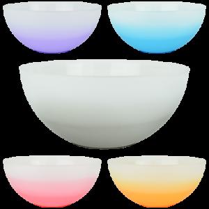 Salatschuessel-Crystal-way-24-cm-Schuessel-Schale-Haushalt-Geschirr-Kueche-Wohnen