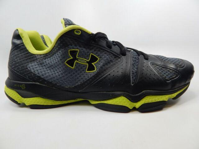 2f4cbce9c106f Under Armour Micro G Quick II Size 13 M (D) EU 47.5 Men's Training Shoes  Black