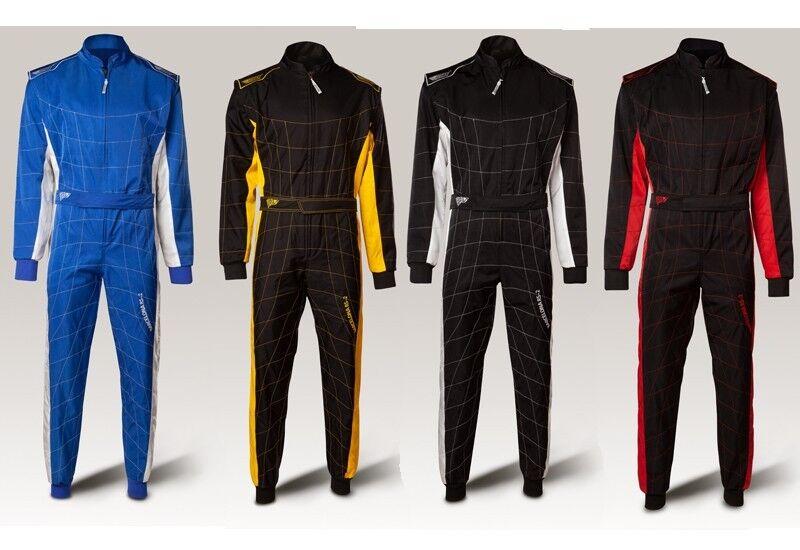 Speed Combinaison Barcelone Rs-2 pour Kart Fia Cik Level 2 Costume de Course