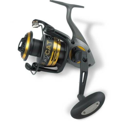 BLACK CAT Battle Cat Spin FD 750 Wallerrolle Wels by TACKLE-DEALS !!!