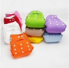 Baby Care Diaper Nappies Inserts Adjustable Reusable Baby Washable Cloth Diaper