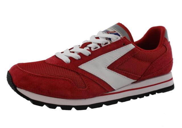 ccab162577a Buy Brooks Men s Chariot True Red white Running Shoe 10 Men US ...