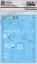 for Laevatein Arbalest Gernsback HG 1//60 ARX 7 8 M9 XL-2 2PCs DL Decals Stickers