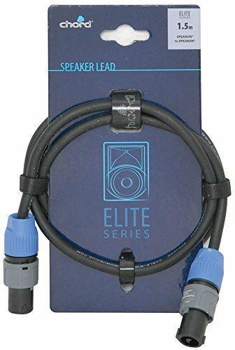 Elite Speakon Lead 3.0M High Grade Neutrik Connectors OFC Cable SPK to SPK