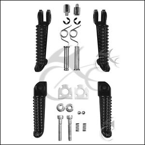 Front-Rear-Footrests-Foot-Pegs-For-Yamaha-YZF-R1-2002-2014-R6-2003-2012-04-09-10