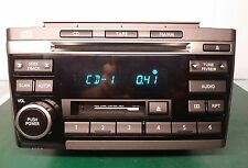 2002-2003 NISSAN MAXIMA RADIO CD PLAYER CN120 28188-5Y701