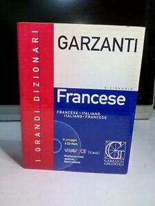 Garzanti-linguistica-i-Grandi-Dizionari-Francese-Italiano-Italiano-Francese