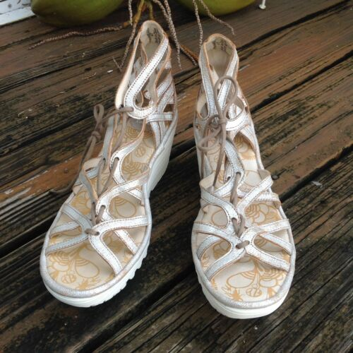 London Eu Damesschoenen Pearl Fly Sz Sandalen 5 10 5601360314704 Cool 10 41 Wedge Yuke Platform qUVpzSM