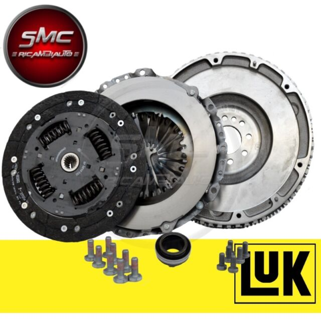 Kit d'embrayage complet LUK PEUGEOT 307 SW (3H) 2.0 HDI 110 KW 79 HP 107