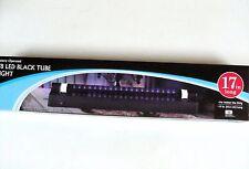 T8 LED BLACK TUBE LIGHT 17 INCHES NIB