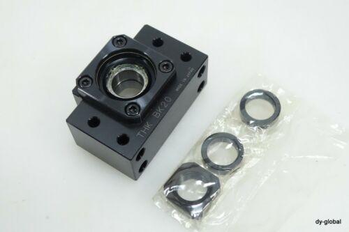 THK NIB BK20 Ball Screw Fixed Side parts bearing Housing Unit BRG-I-808=5A12