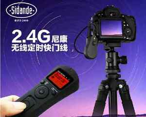C1 Wireless Timer Remote Shutter Release fr Canon T5i T4i T3i T3 T2i T1i 70D 60D