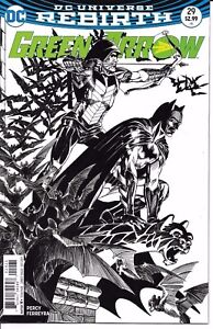 DC Comics Rebirth JUSTICE LEAGUE #29 first printing cover B
