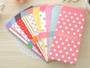image is loading pattern envelopes pack of 5 kawaii fancy envelope