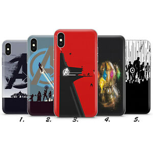 cover iphone x marvel