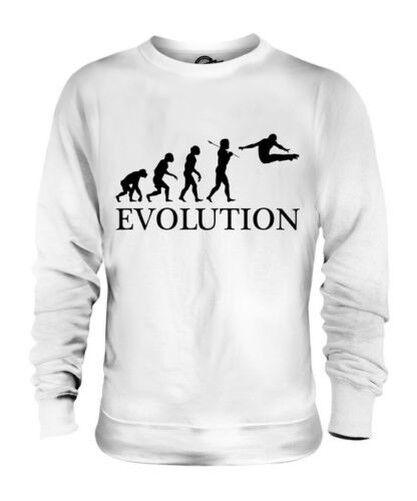 Ginnastica Evoluzione Umana Unisex Maglione  Herren Damenschuhe Abbigliamento Regalo