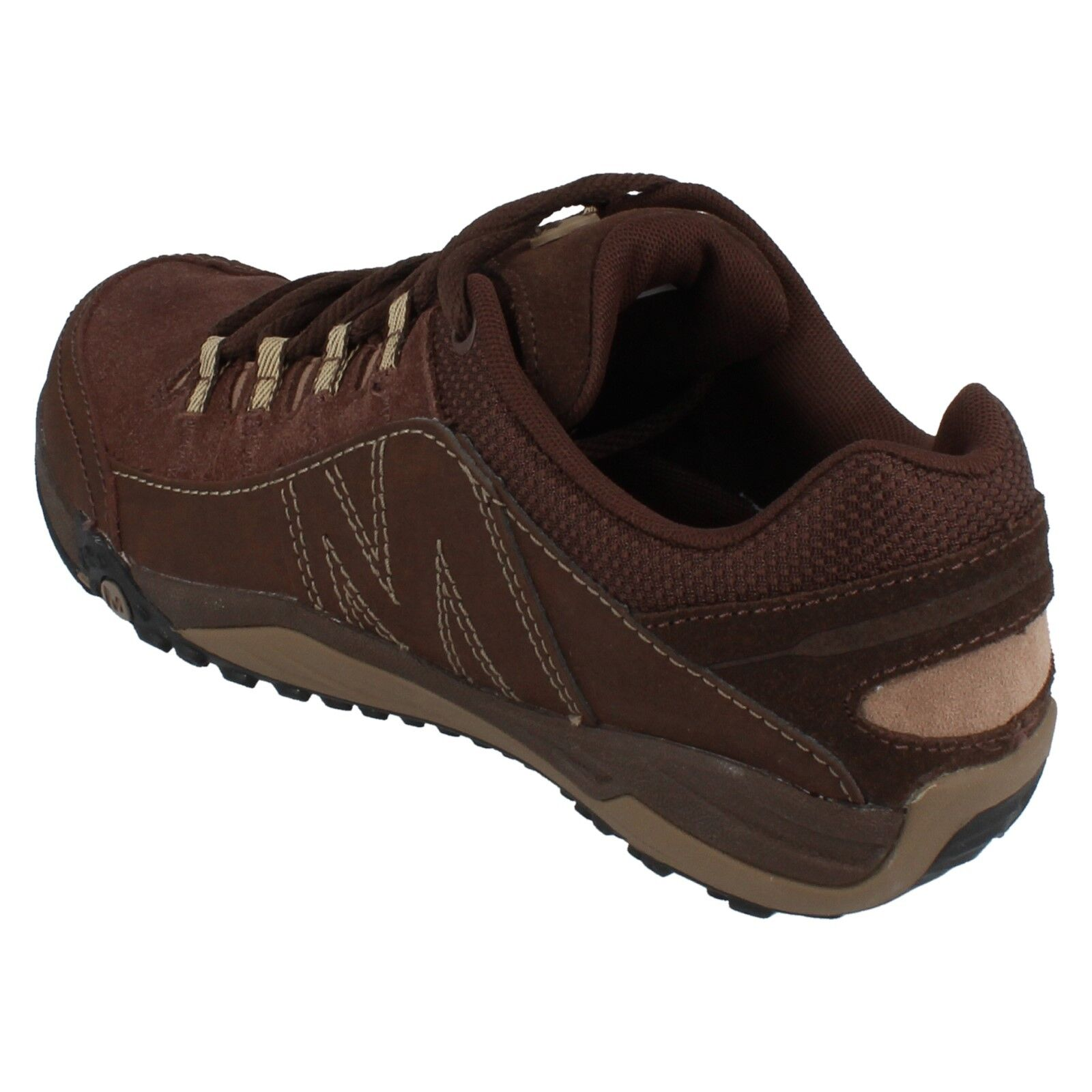 Mens Merrell Clay/Brown Trainers - HELIXER EVO - J23495