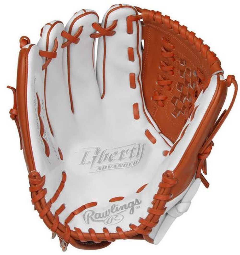 Rawlings RLA125-18WO Fastpitch Softball 12.5