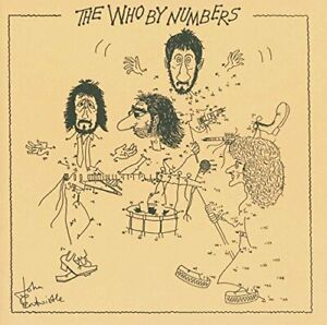 The-Who-The-Who-By-Numbers-NEW-CD