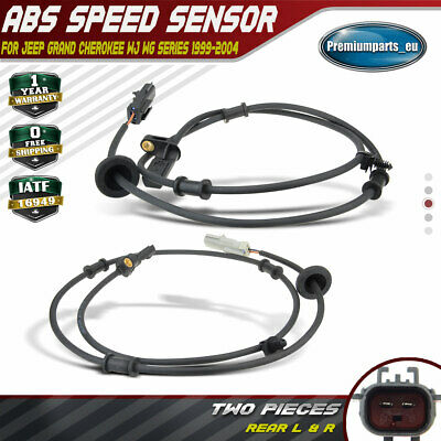 New ABS Speed Sensor for Jeep Grand Cherokee WJ 1999-2004 Rear Right 56041308AA