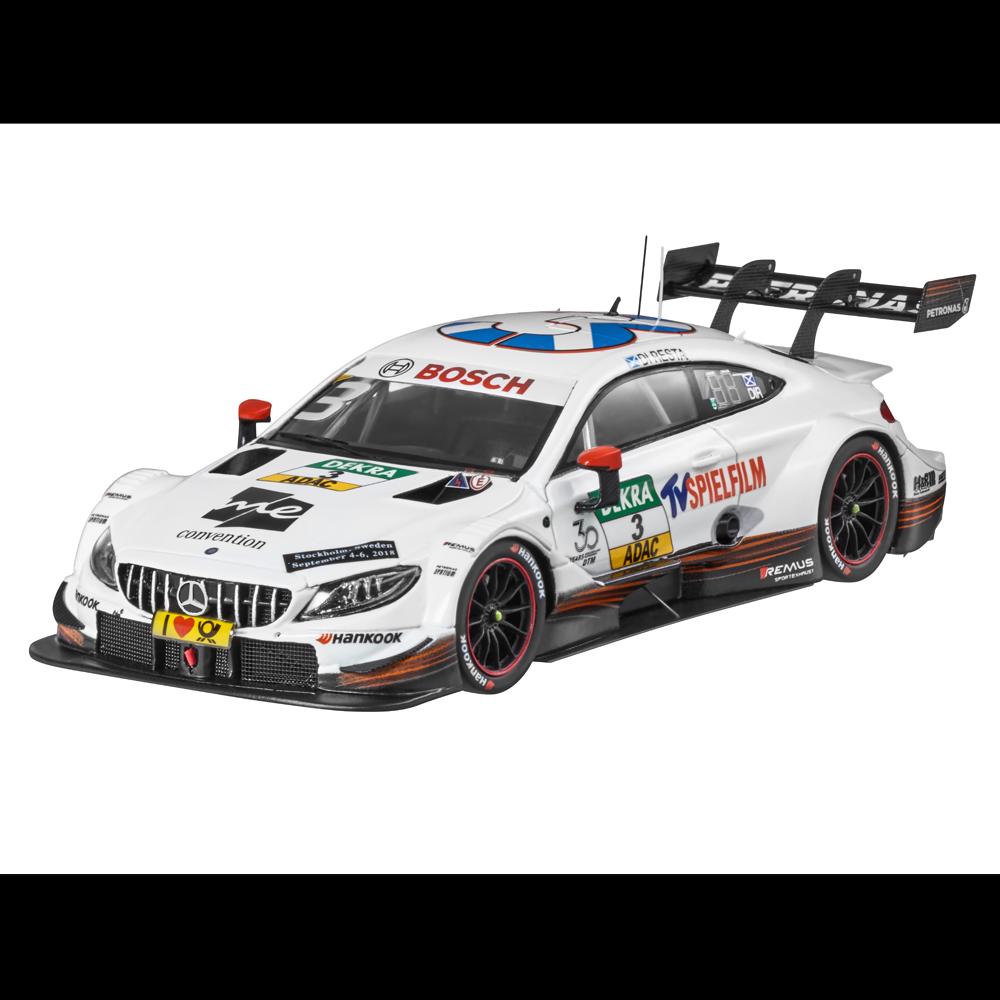 DTM 2018 MERCEDES C 63 AMG Coupé Paul Di Resta 1 43 Nouveau neuf dans sa boîte