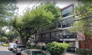 Departamento para remodelar en Roma Sur