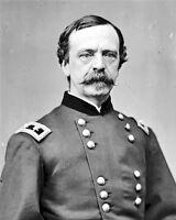 8x10 Civil War Photo: Union - Federal General Daniel Sickles