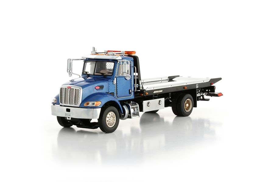 Mejor precio Peterbilt Jerr-DAN vuelta vuelta vuelta atrás Camión -  Azul  - 1 50 - TWh  080-01098  sorteos de estadio