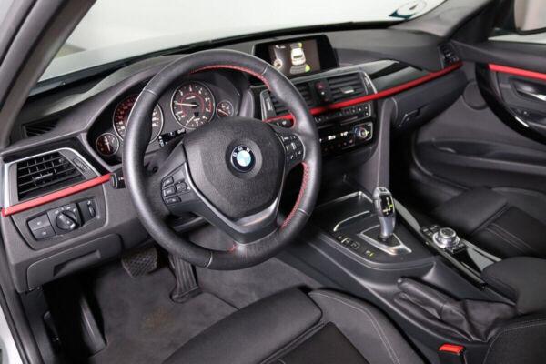 BMW 320d 2,0 Touring Sport Line aut. billede 5