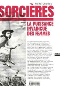 Sorcières de Mona Chollet (Zones) - Neuf