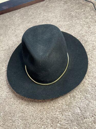 Janessa Leone Wool Felt Hat