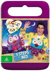 Giggle And Hoot Present - 5 Steps To Bed (DVD, 2013)