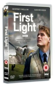 First-Light-DVD-Story-Of-The-Youngest-Spitfire-Pilot-Sam-Heughan-New-Sealed