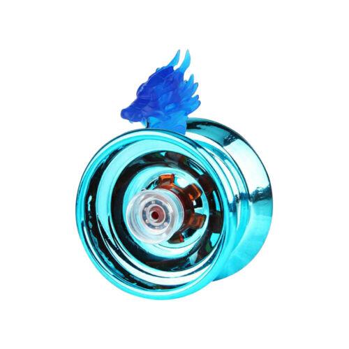 Light Up Yoyo Yo Yo Coloured Clutch Mechanism Trick Kids Toys Speed Ball Return