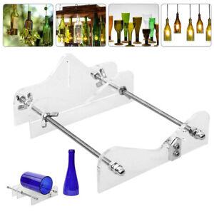 Professional-Glass-Cutting-Bottle-Cut-Tool-Acrylic-DIY-Lamp-Maker-Sandpa-Jf