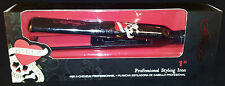 BRAND NEW ED HARDY LOVE KILLS SLOWLY Professional Styling Iron - Hair Straighter