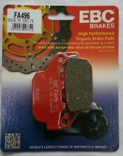 Suzuki SFV650 Gladius (2009 to 2015) EBC Kevlar REAR Brake Pads (FA496) (1 Set)