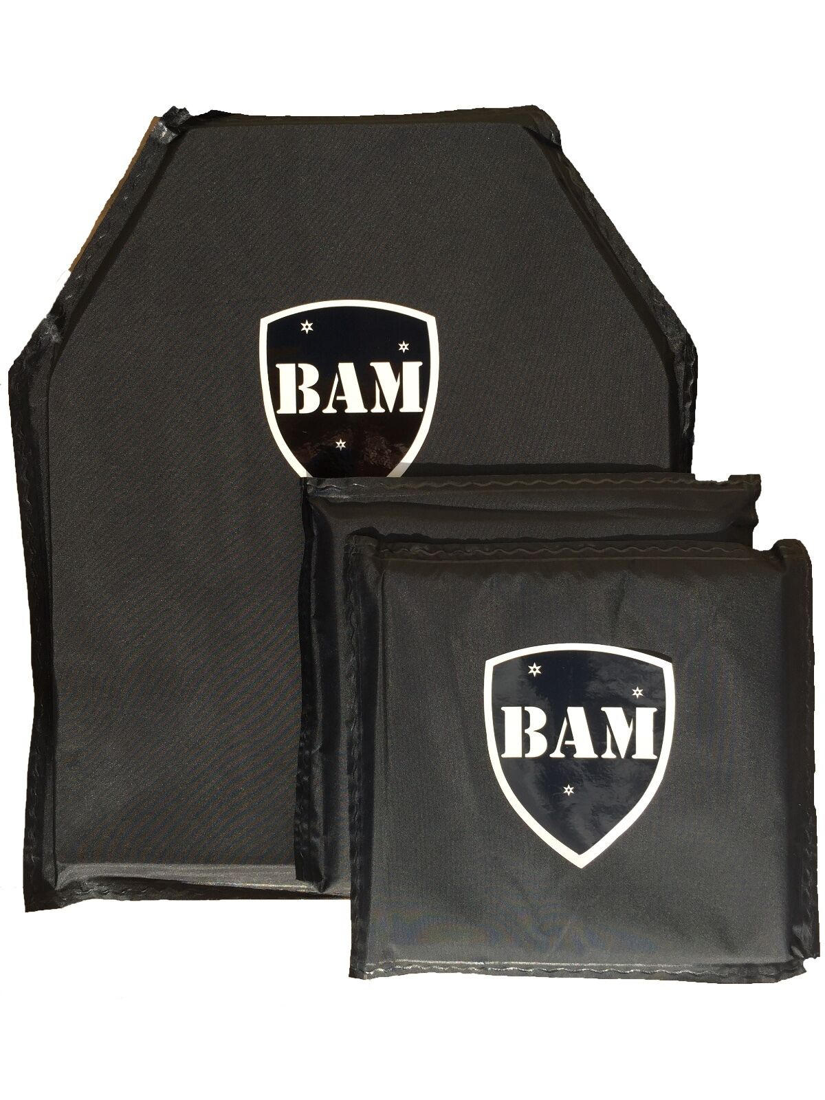 Body Armor   Bullet Proof Insert   Level IIIA - 3A   10x12-6x6   Mfg NOV 2018