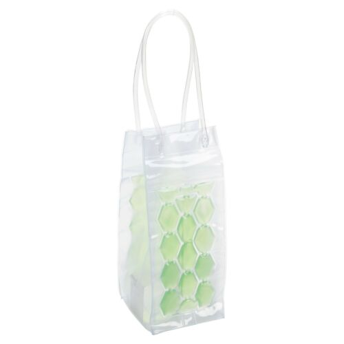 Insulated Wine Champagne Bottle Cooler Bag Gel Ice Carrier Holder With Handles