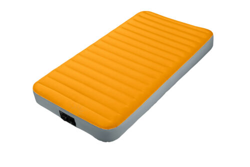In Intex Luftbett Super Tough Airbed 99x191x20cm Gästebett Camping