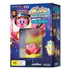 Kirby Planet Robobot Amiibo Bundle Nintendo 3ds